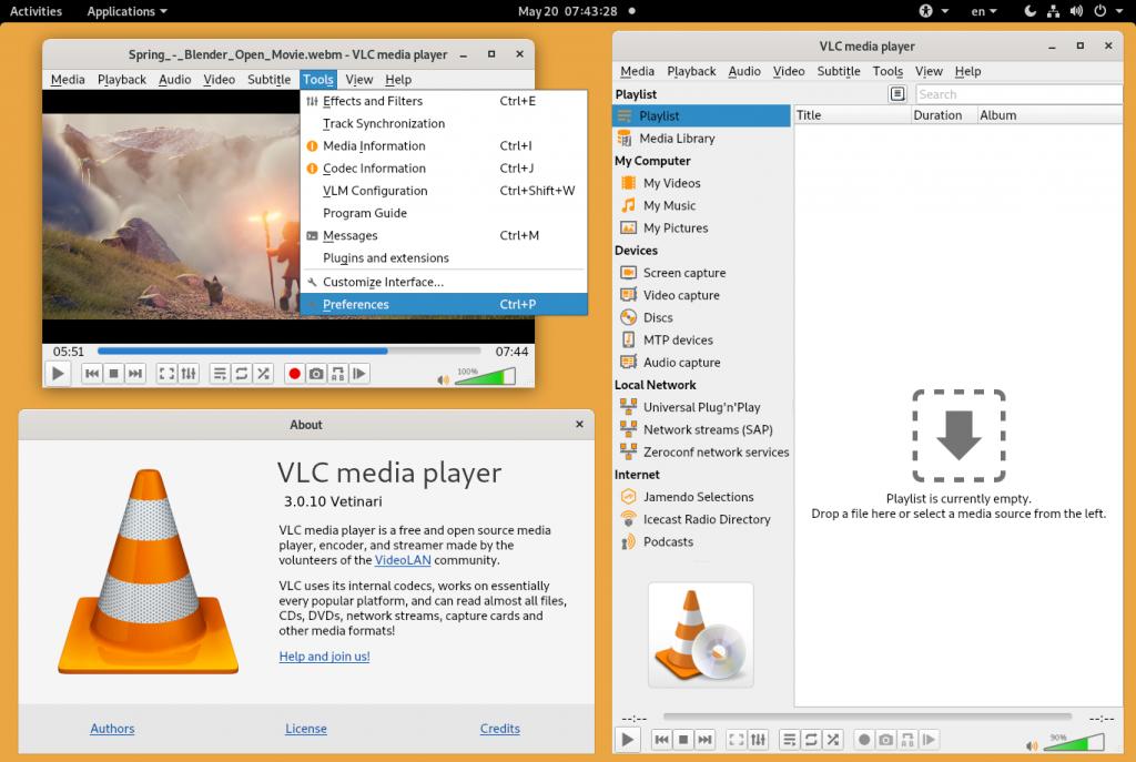 VLC Media Player Registration key