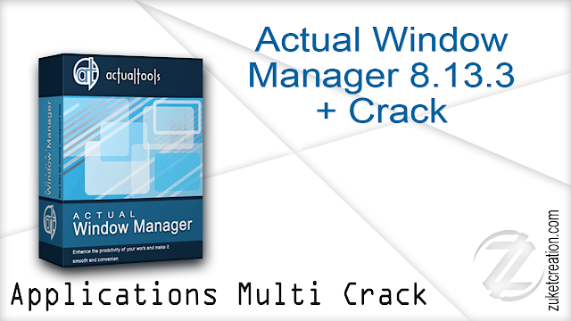 Actual Window Manager Registration key