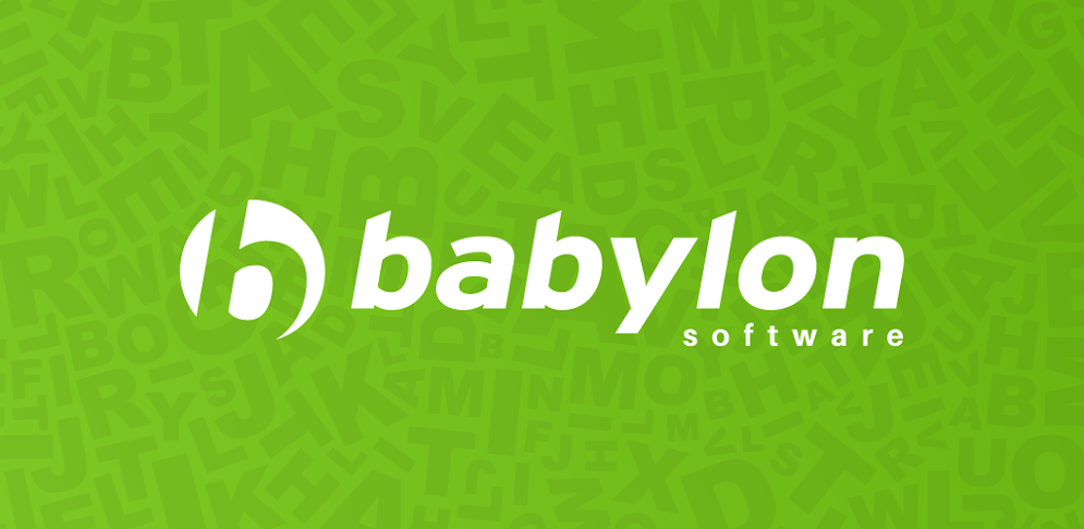 Babylon Pro NG Crack Registration Key