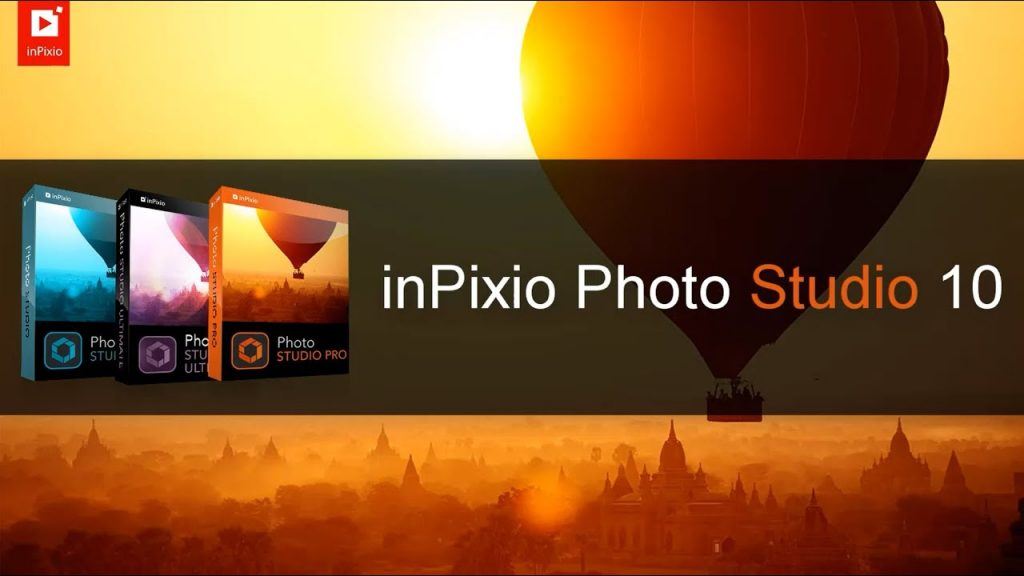 InPixio Photo Studio Registation Key