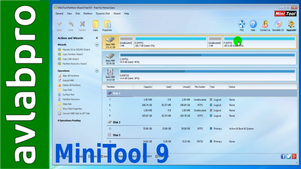 Minitool partition Wizard Registration Key