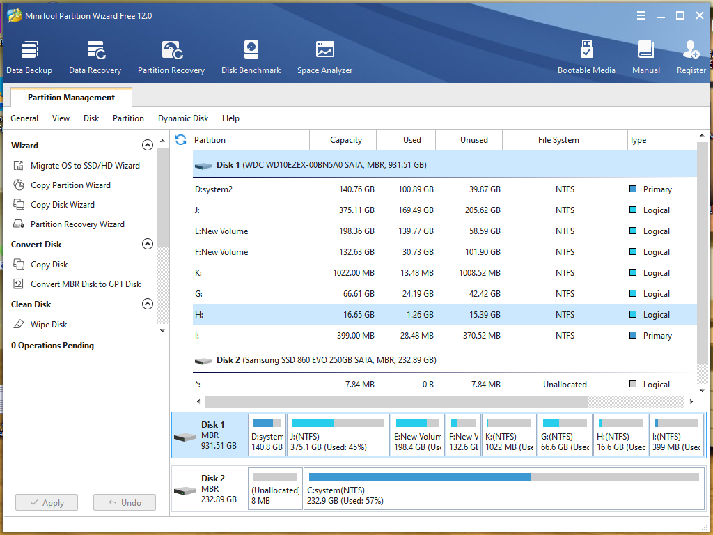Minitool partition Wizared Crack