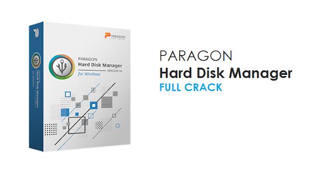 Paragon Hard Disk Manager Registration Key