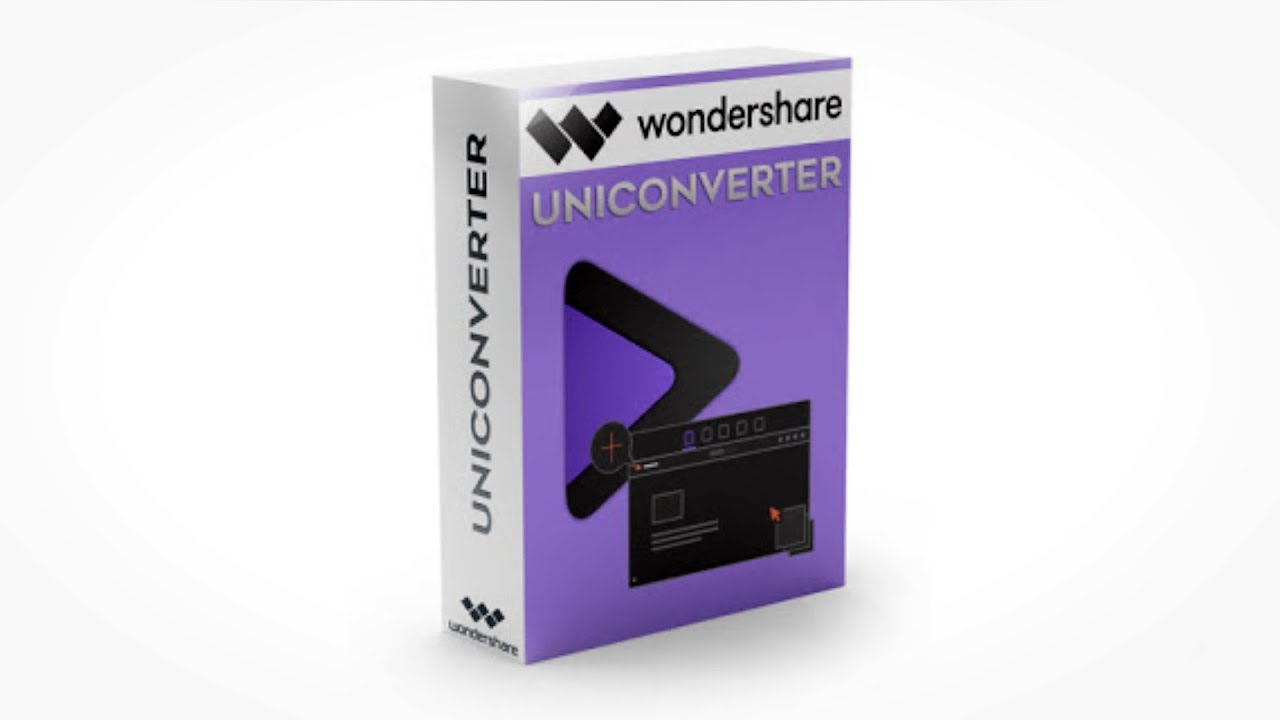 Wondershare Uniconverter Registration Key
