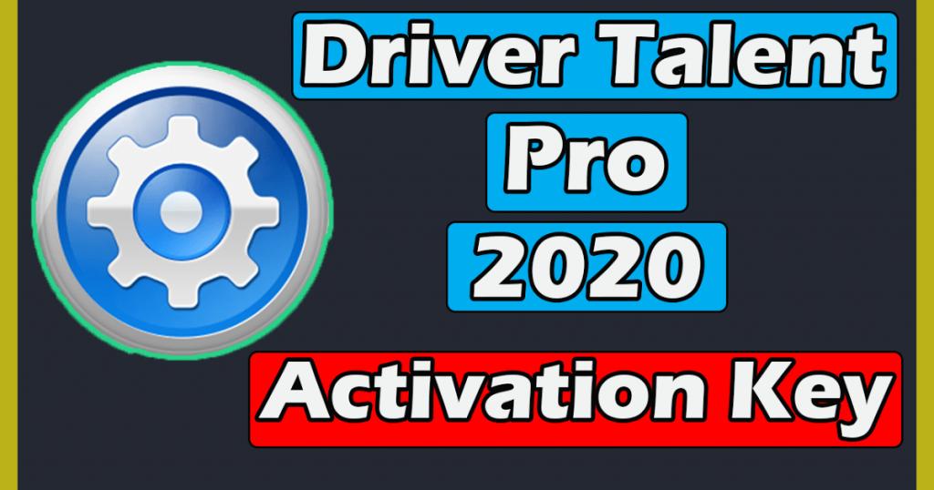 Driver Talent Pro Crack Registration Key
