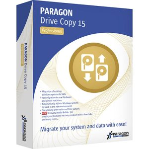 paragone Drive Copy Professional Crack