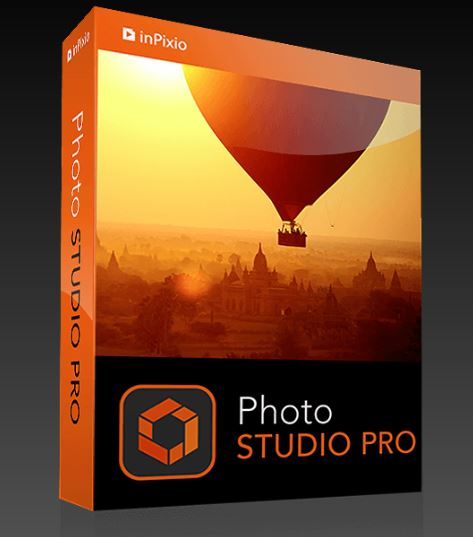 InPixio Photo Studio Crack Registration key