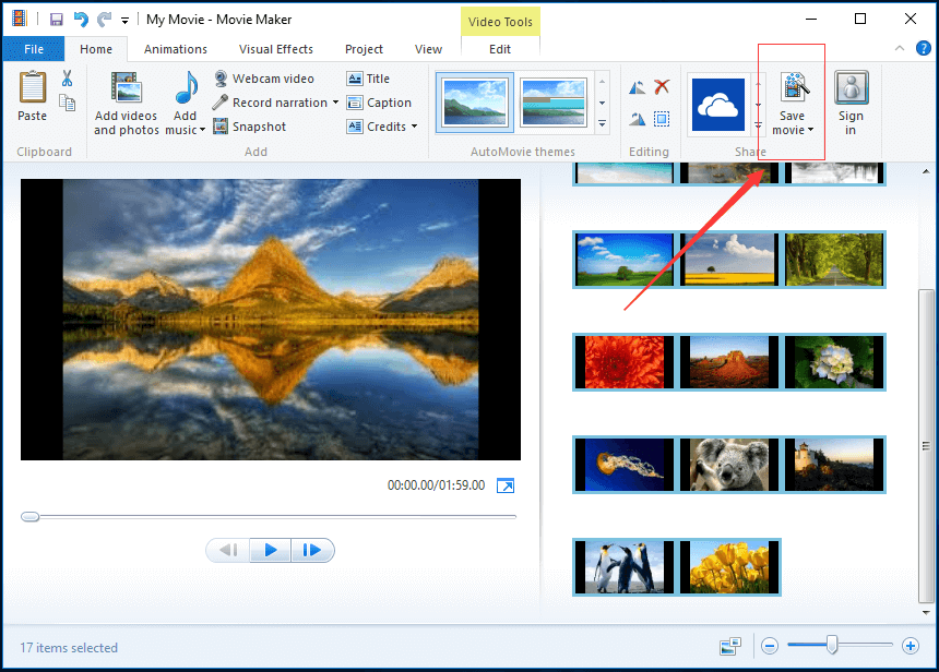 Windows Movie Maker Crack Registration Key